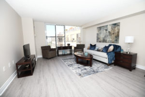 suite image showing living room