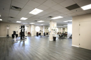 Image of fitness facility view 2