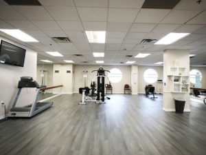 image 1 of gym layout